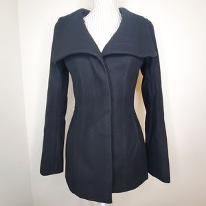 Aritzia Babaton Spencer Wool Cashmere Coat - Flaws